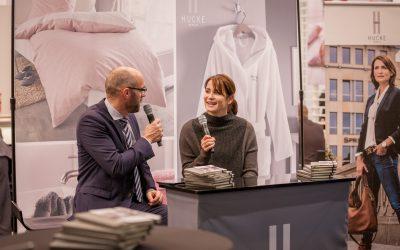 Sascha Schiffbauer & Anja Kling im Gespräch