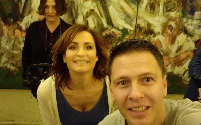 Shooting mit Anja Kling
