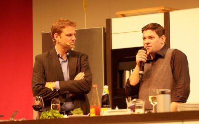 Kai Böcking und Tim Mälzer