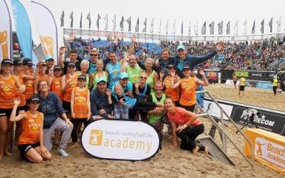 Kooperation mit der BEACH Academy